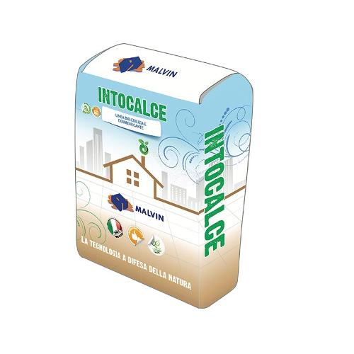 Eco-Friendly Bio base coat plaster  Intocalce