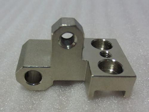 cnc machining parts Stainless steel with nickel parts