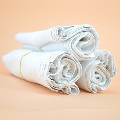 Chiffon essuie matic blanc 100% coton carton 30...