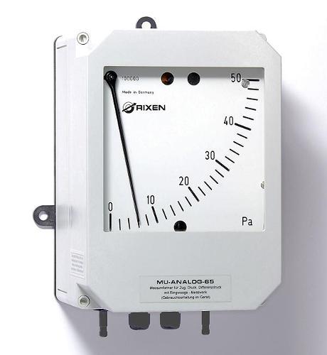 Differenzdruckmessgerät MU-Analgo-65