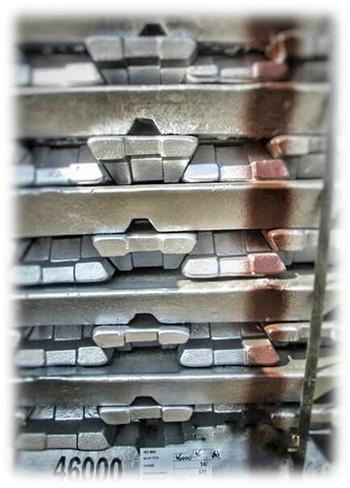 aluminium bundles