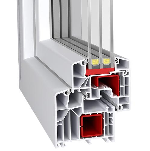 Id 8000 (Fenster PVC Aluplast)