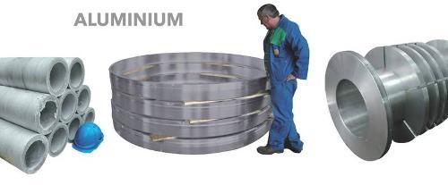 Castings in aluminium