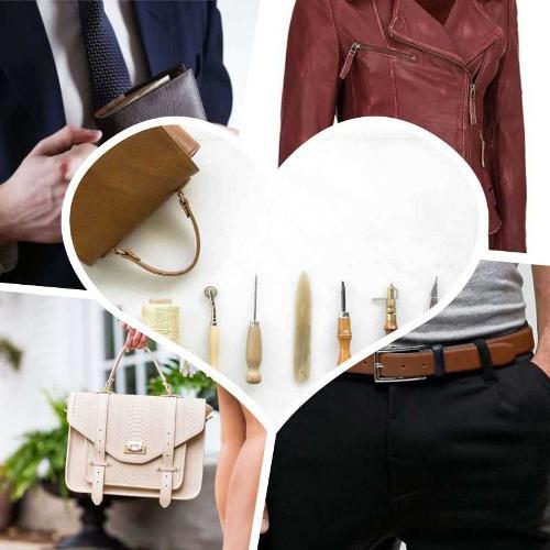 Ihr Private Label Leder Taschen, Geldbörsen, Gürtel &Jacken