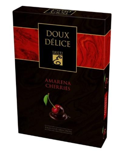 EMOTI Cherries Dark Chocolates, 140g