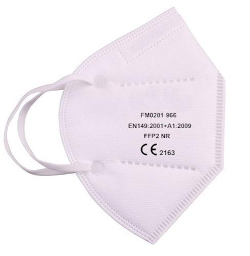 Mascherine Protezione FFP2 marchio CE vie Respiratorie