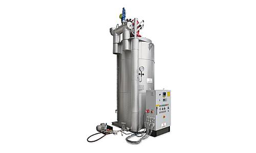 High Pressure Natural Circulation Steam Boiler