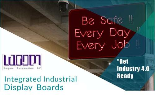 Integrated Industrial Display Boards