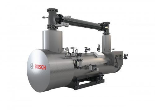 Bosch Abhitzesysteme - Universal Abhitzedampfkessel HRSB
