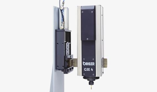Unidad de roscado - 500 - 4 000 1/min | GSE 4