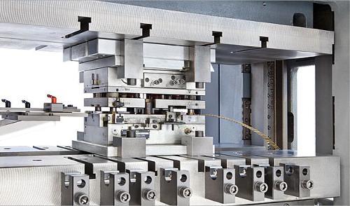 Prensa hidráulica - SP 500