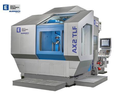 Tiefbohr-Fräsmaschine AUERBACH AX2 TLF