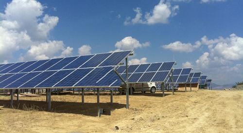Photovoltaic Solar Park