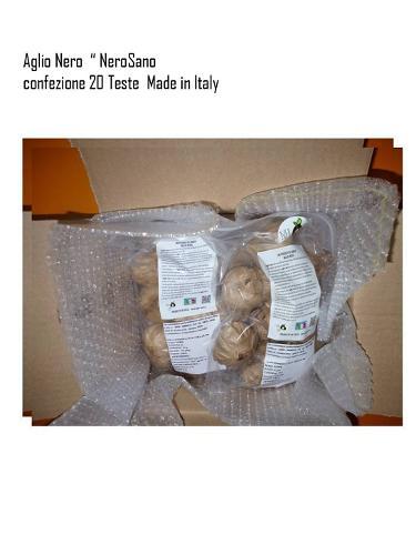 Aglio Nero Italiano Made in Italy NeroSano