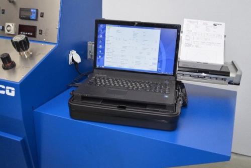 Dokumentationssystem für Armaturenprüfstände - VALVE-DOC