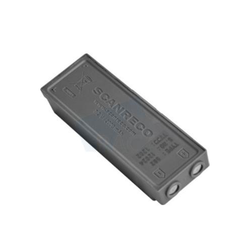 EEA2512 original Scanreco remote control battery 7,2V/2000mA