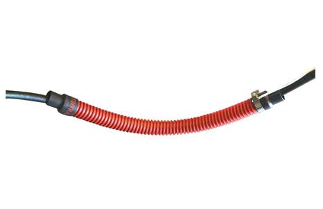 Sewer cleaning hoses