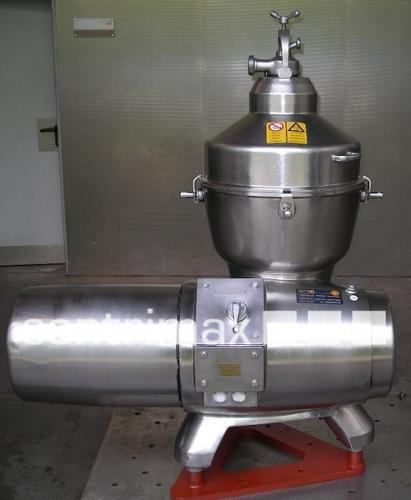 Alfa Laval Solid wall disc centrifuge