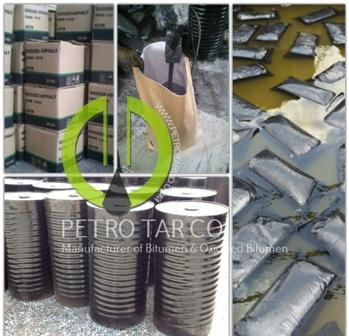 OXIDIZED BITUMEN R85/25 (Pure and without Gilsonite)