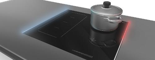 Cooking Hobs and Downdraft Extraction System