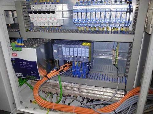 Automatyka przemysłowa serwis elektroniki programowanie PLC