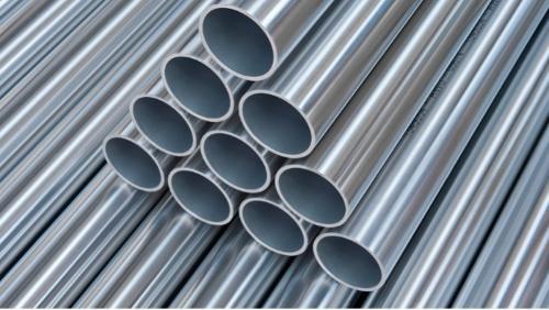 Tubes en aluminium sans soudure
