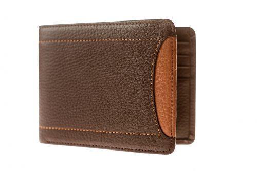 1358 Men's Leather Wallet