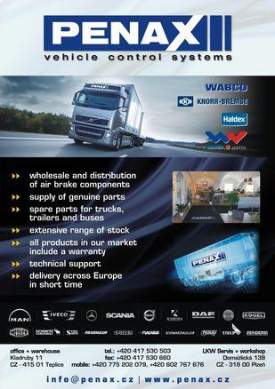 Trucks and Trailer Parts