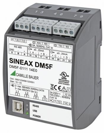 SINEAX DM5S/F