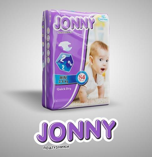 JONNY BABY DIAPERS