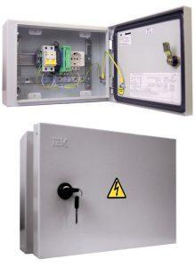 Metering cabinet (AIMSCEM)