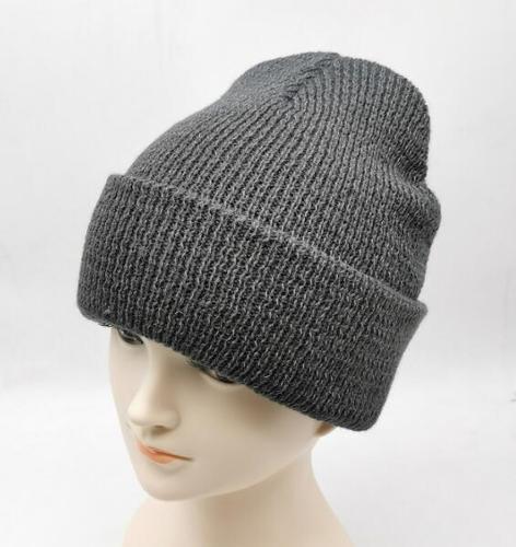 odblaskowa czapka