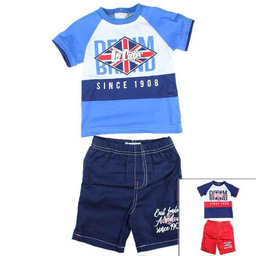 Wholesaler set of clothes baby Lee Cooper