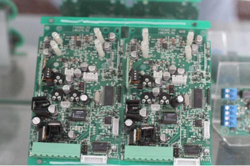 Carte électronique controle d'accès