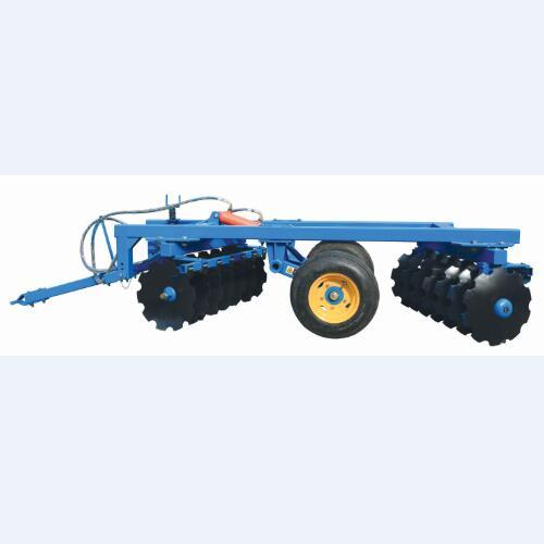 Hydraulic Offset Heavy-duty Disc Harrow of farm machine