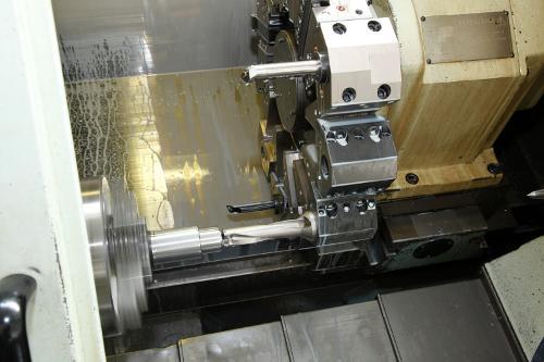 Servizi di tornitura CNC a Grugliasco