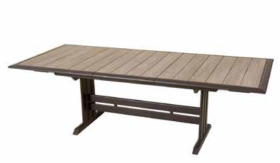 Jardins®France HplLes Table ExtensibleTwig Aluminium Et ukPZXi