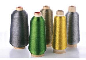 MHS type metallic yarn