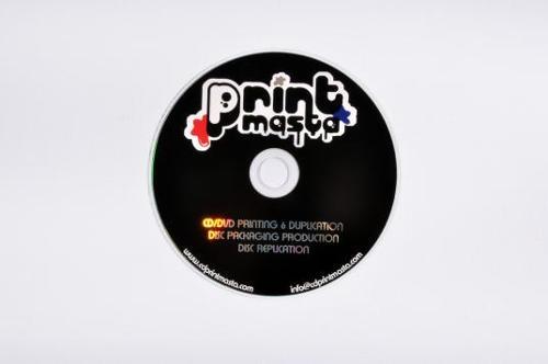 Stampa su CD/DVD e Blu-Ray