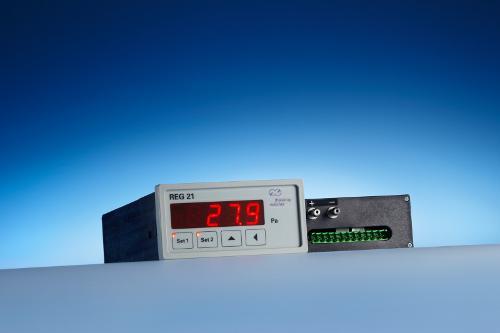 Trasduttore di pressione differenziale REG 21