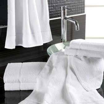linge de toilette pour hotel