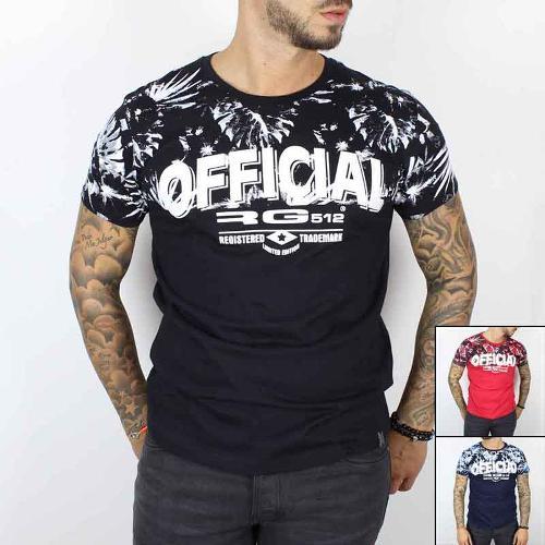 Wholesaler T-shirt men RG512