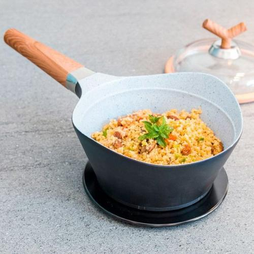 Batteria da cucina in ceramica Premium