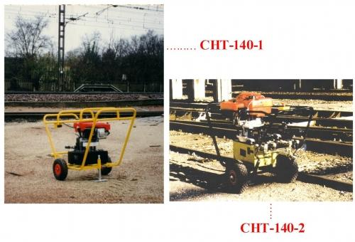 Machines for Track Works