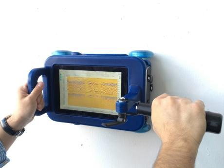 Scanner Mural bi-fréquences