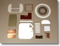 Customized Punched and Moulded Insulation Parts