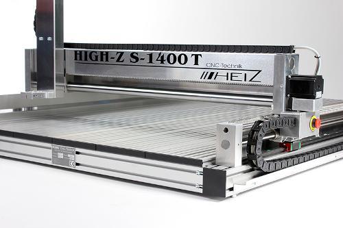 CNC Fräse High-Z S-1400/T (1400 x 800mm)