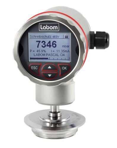 Relativ- und Absolutdruckmessumformer - PASCAL Ci4110