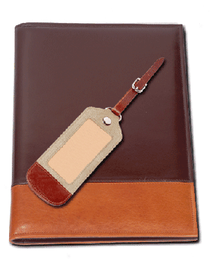 Custom Corporate Leather Gifts