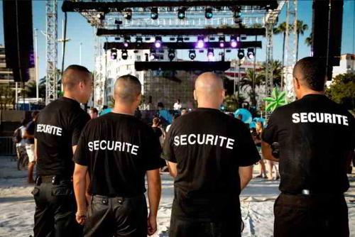 AGENT DE SECURITE